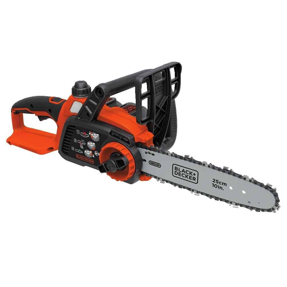 Black + Decker LCS1020 20V Max Lithium Ion Chainsaw