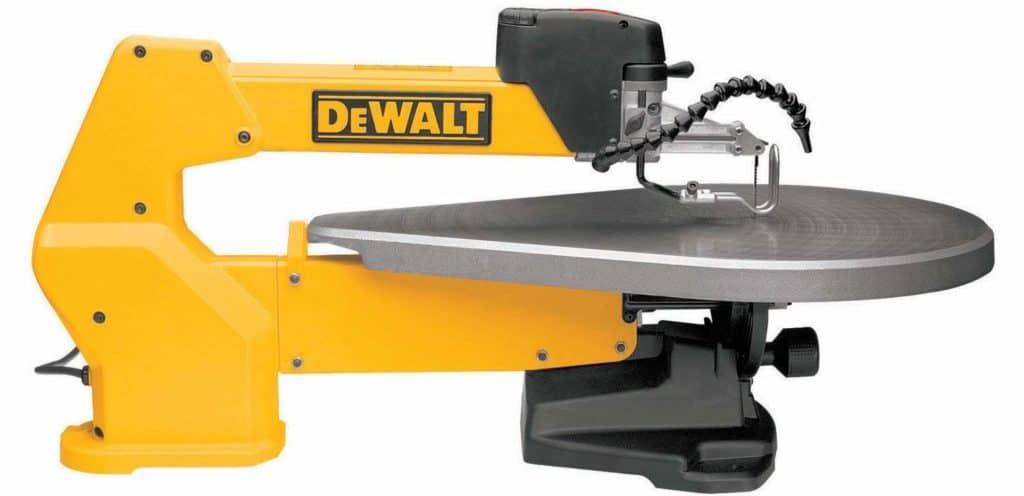 DEWALT DW788 1.3 Amp 20-Inch Variable Speed Scroll Saw
