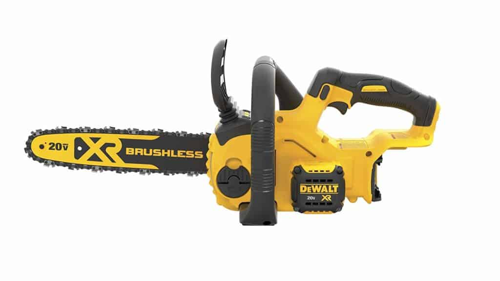 Dewalt DCCS620B 20V MAX XR Compact 12-inch Cordless Chainsaw