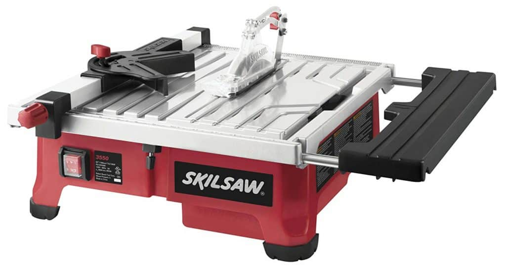 Skil 3550-02 Wet Tile Saw with HydroLock Water Containment System
