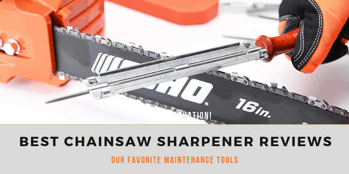 Best Chainsaw Sharpener