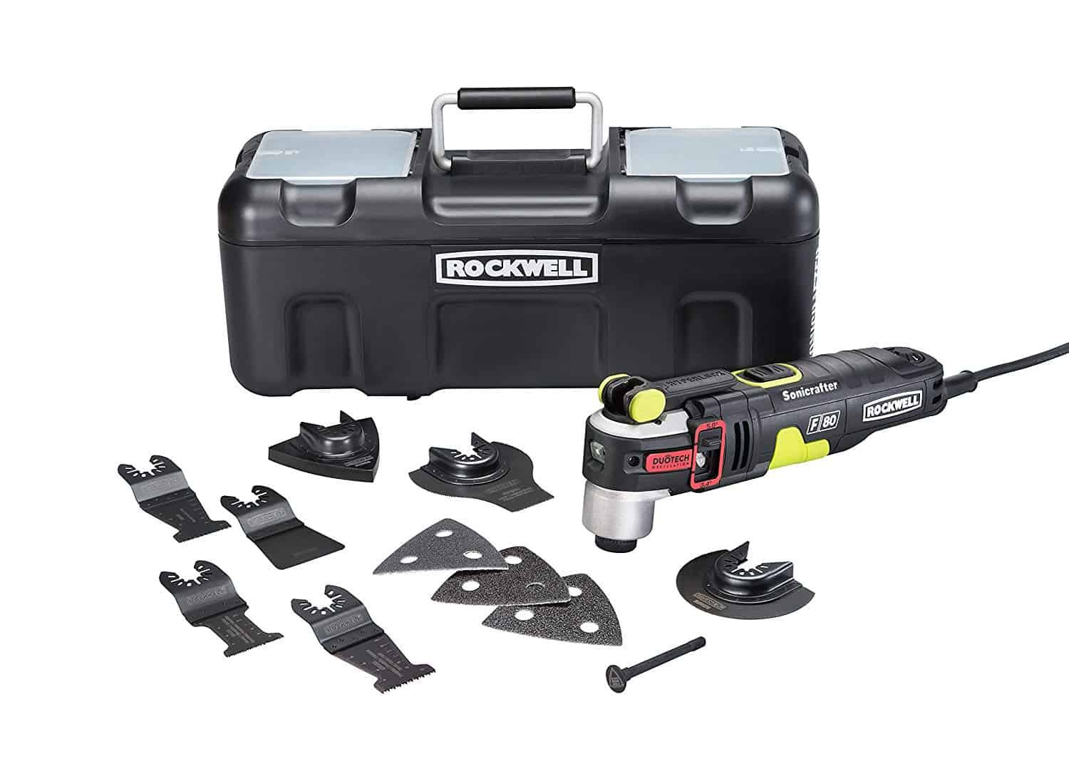 Rockwell RK5151K 4.2 Amp Sonicrafter F80 Oscillating MultiTool