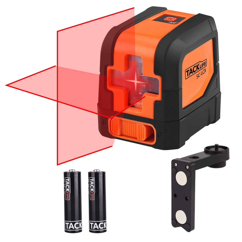 Tacklife SC-L01-50 Feet Laser Level