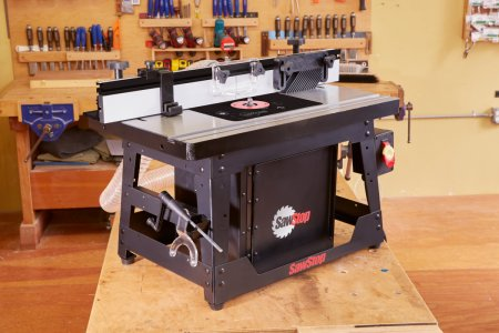 router table complete set