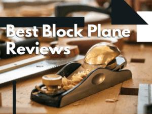 Best Block Plane